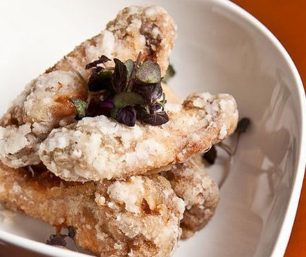 Chef's Feed  — Yuzu Chicken Wings