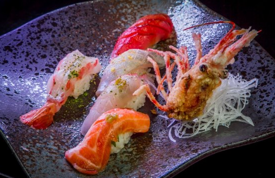 San Francisco Chronicle — Where to Go for Great Sushi