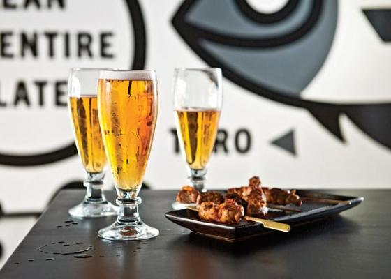 7x7 — Local Restaurants and Breweries Collaborate on Unique Pairing Menus