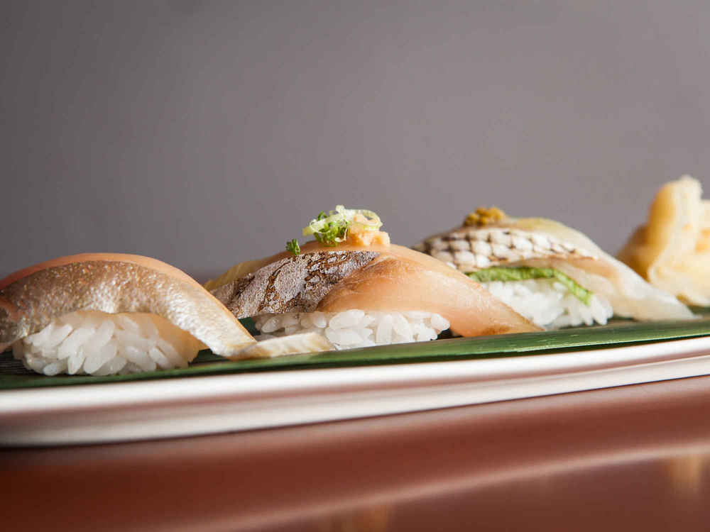 Thrillist — Tim and Erin's guide to the 7 best sushi spots in San Francisco