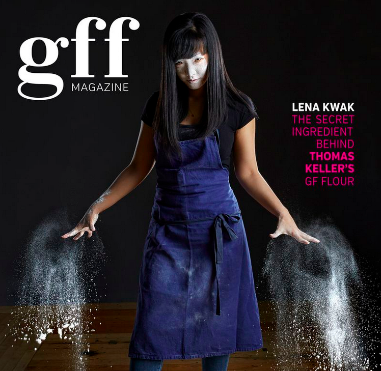 Eater SF — ICHI in GFF, A New Gluten-Free Food Mag