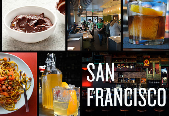 Tasting Table — San Francisco City Guide