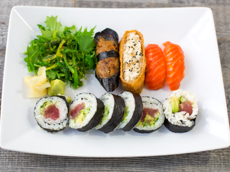 Eater SF — Ichi Sushi + Ni Bar Delivering Sushi This Week, Via Sprig