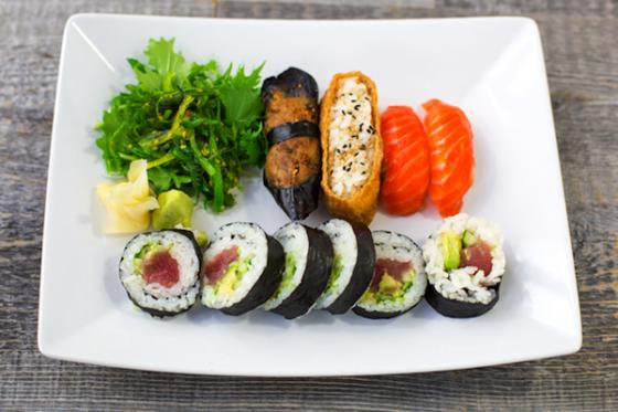 7x7 — Sprig Delivering ICHI Sushi + NI Bar All This Week