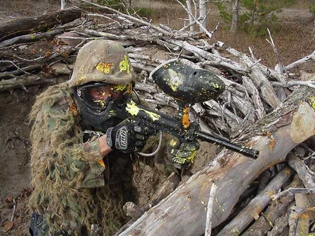 Paintball Camouflage