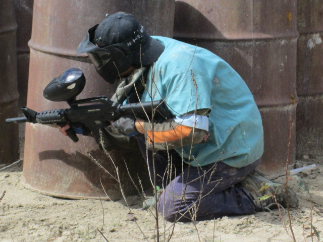 Paintball toronto