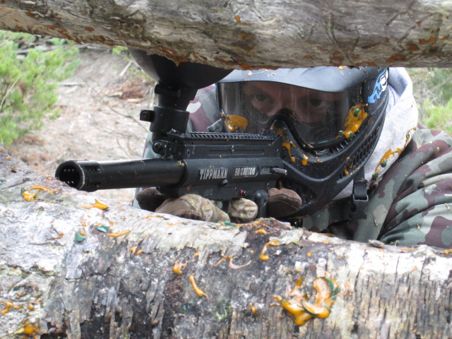 Paintball guy
