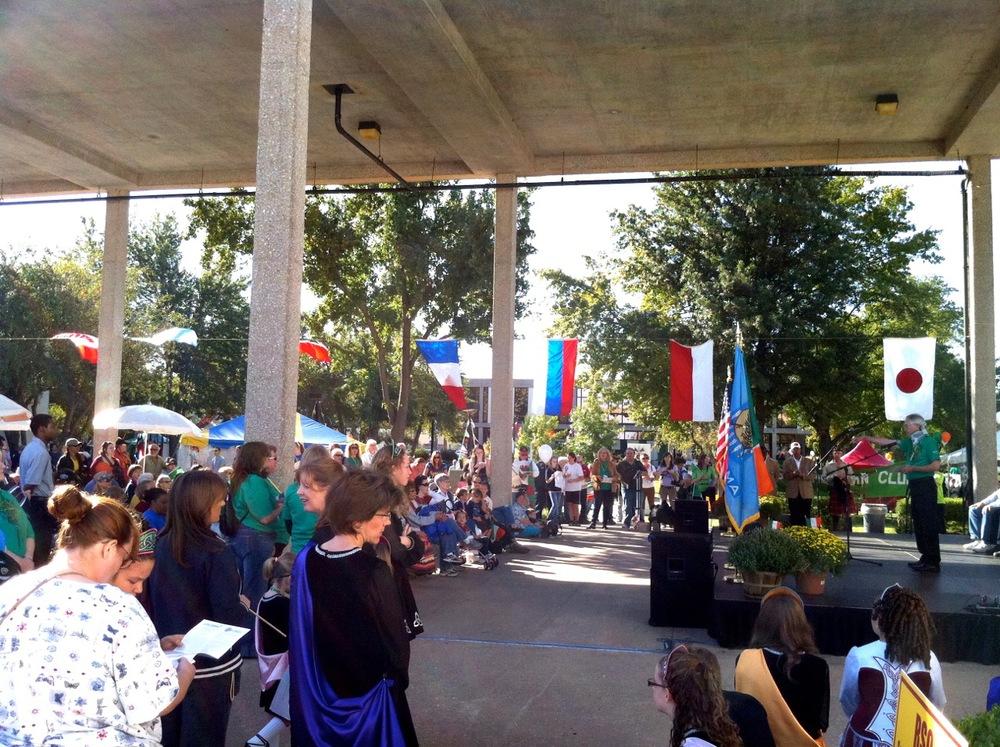 2010 Opening Ceremony.