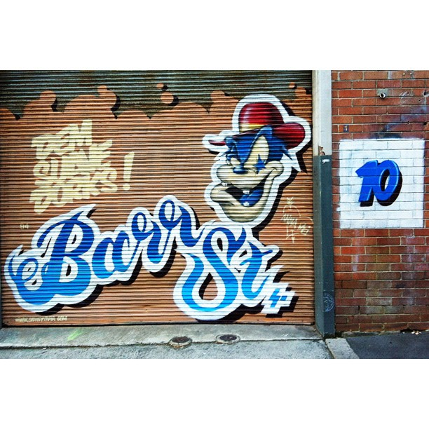 Dem Suave Dorks On Barr St (Taken with Instagram at Camperdown)