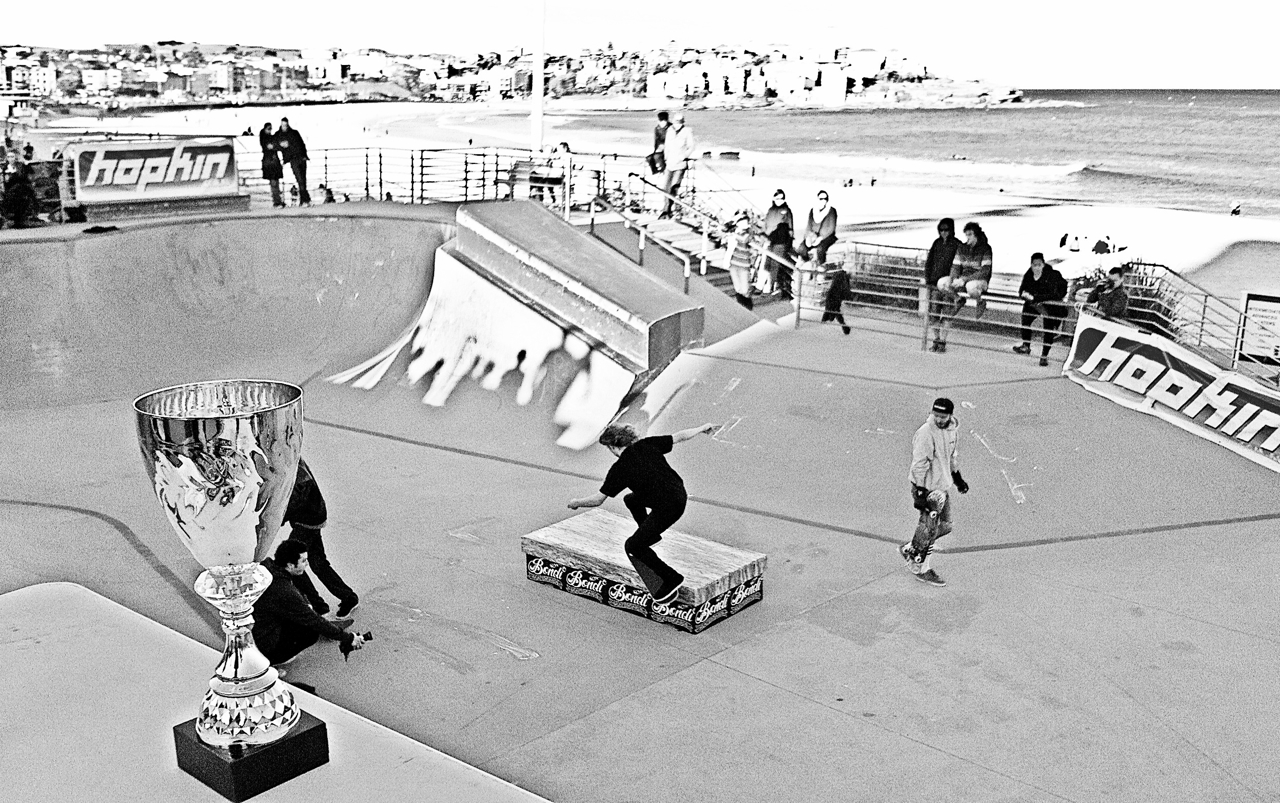Fish n Tricks Skate Jam, Bondi Beach 2012