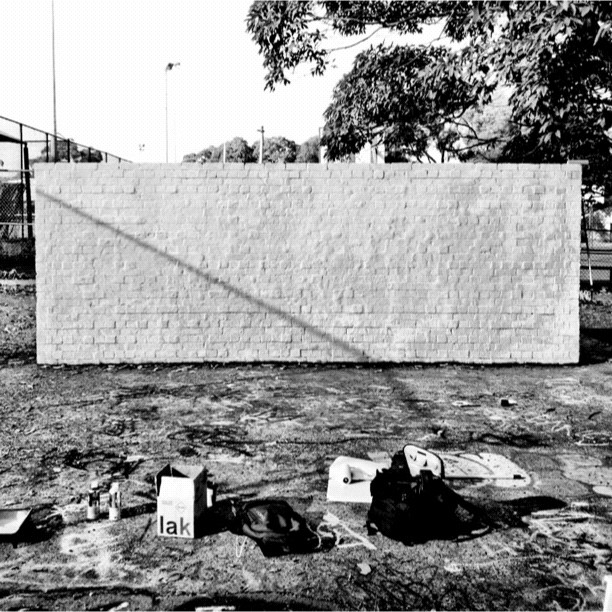 This mornings project  (Taken with  Instagram  at Camperdown Basketball Courts)