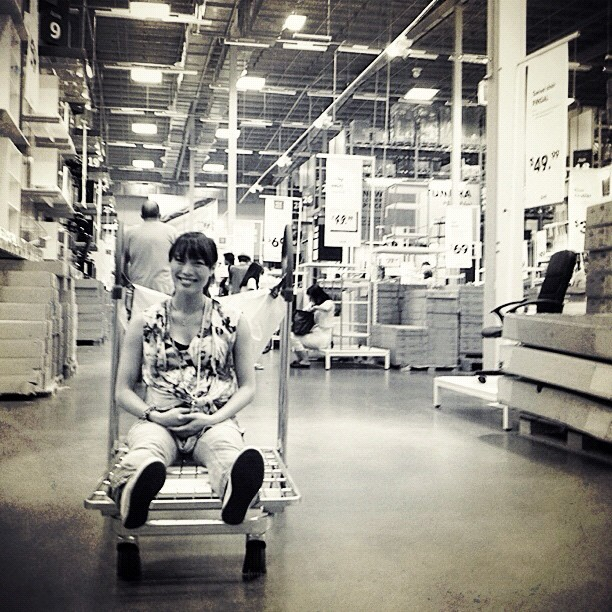 @amtapia 's Pregnancy Benefits  (Taken with  Instagram  at IKEA Tempe)