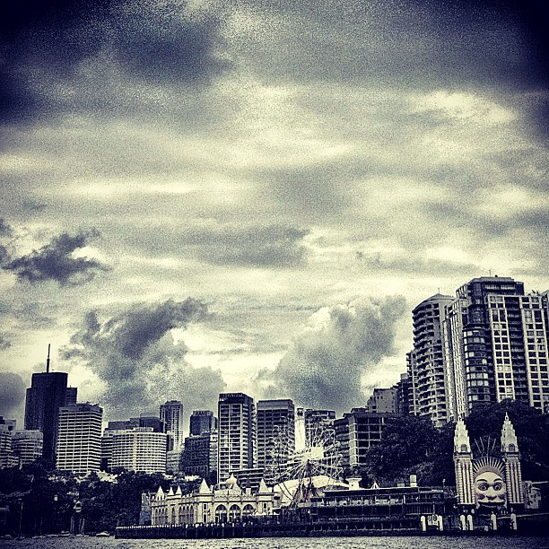 Off to the Island (Taken with  Instagram  at Sydney Harbour)