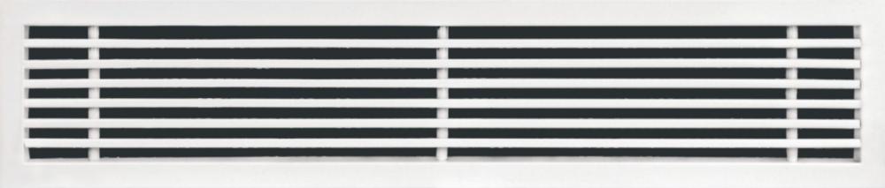 Linear Bar Grilles : Linear bar grille — ventech grilles diffusers