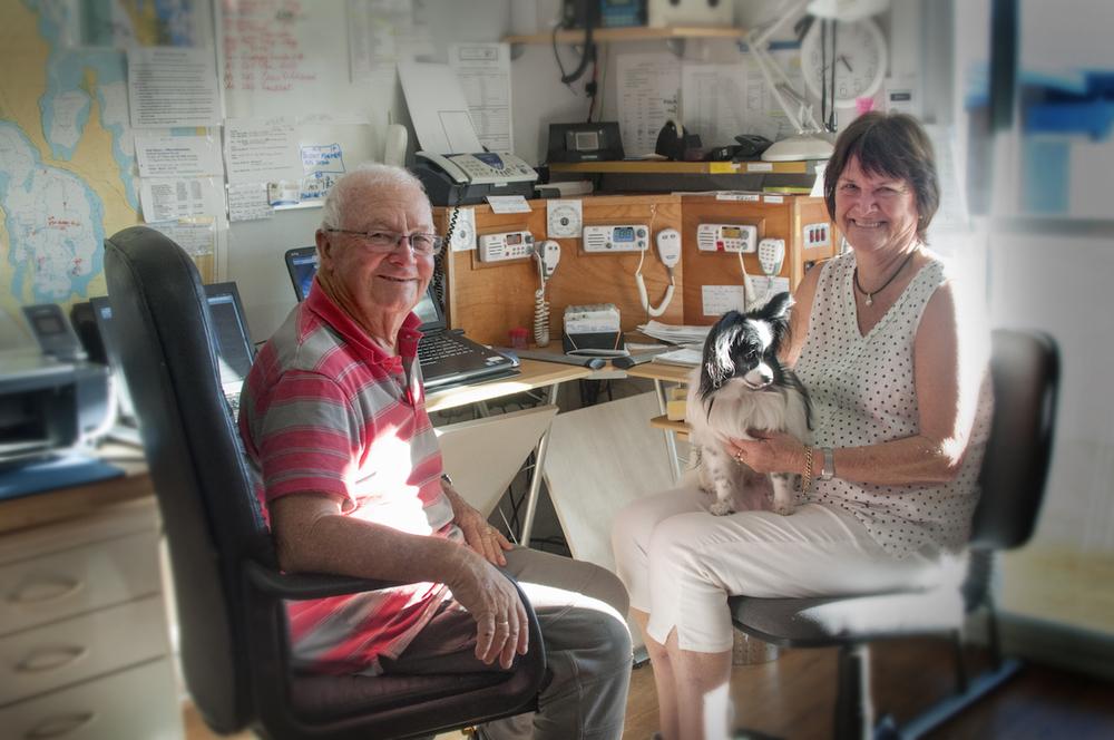 Noel and Wende