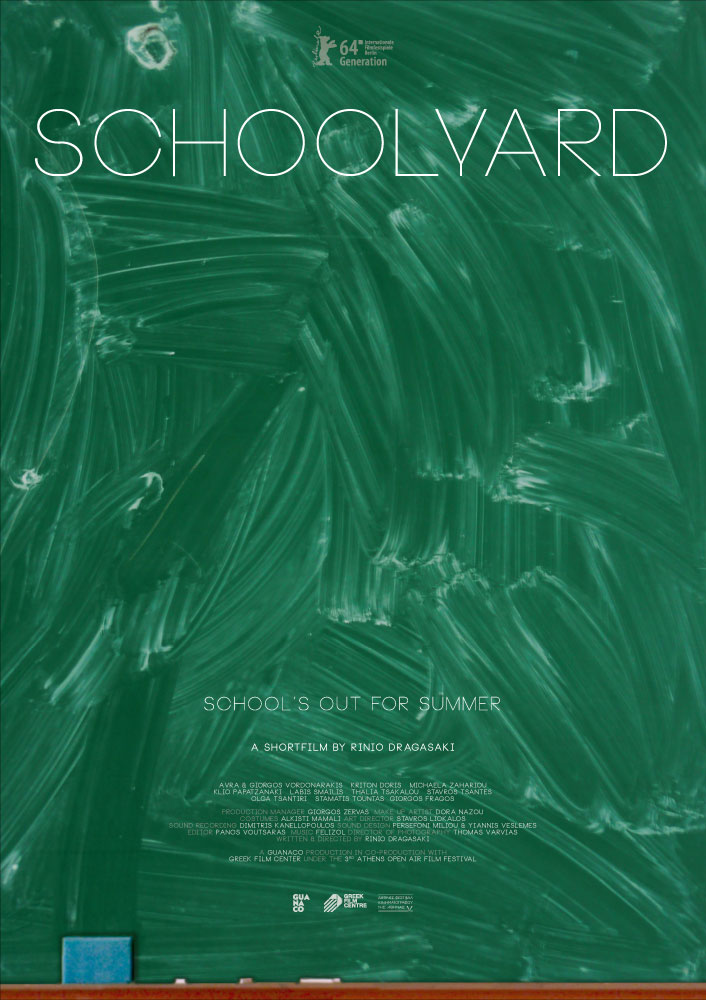 Schoolyard  Movie poster • Media kit • Titles