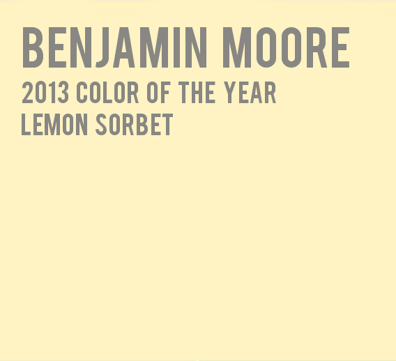 Benjamin Color Of The Year 2013 28 Images Fall Color