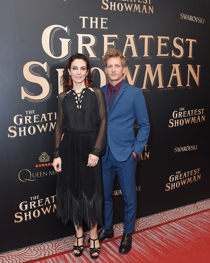 The Greatest Showman premiere