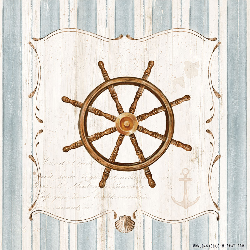 Danielle Murray, Set Sail, Wheel