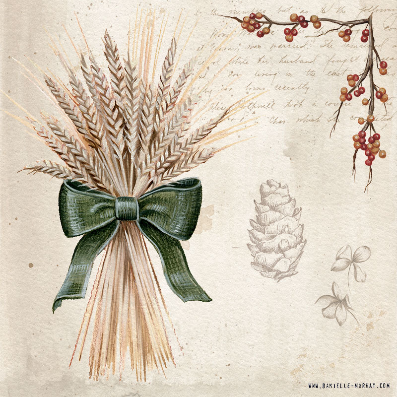 Danielle Murray, Harvest Heirlooms, Wheat