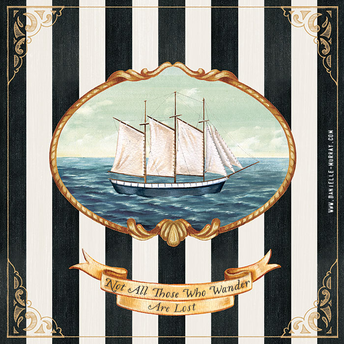 Danielle Murray, Ships and Stripes Collection