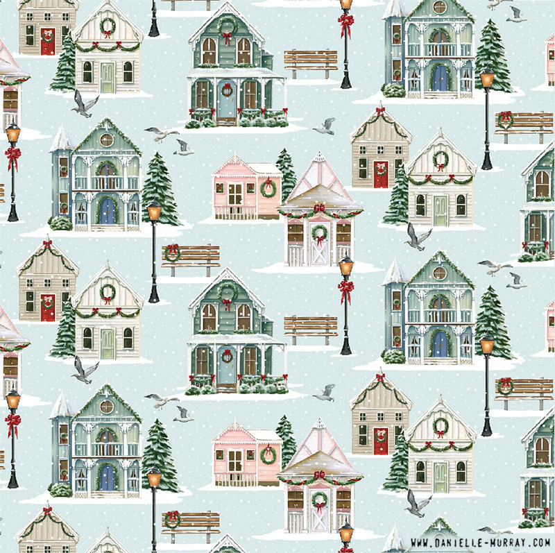 Danielle Murray, Victorian Snow Town Repeat