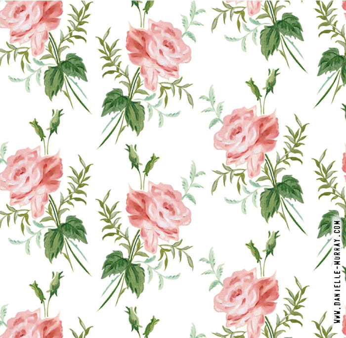 Danielle Murray, Vintage Rose Repeat