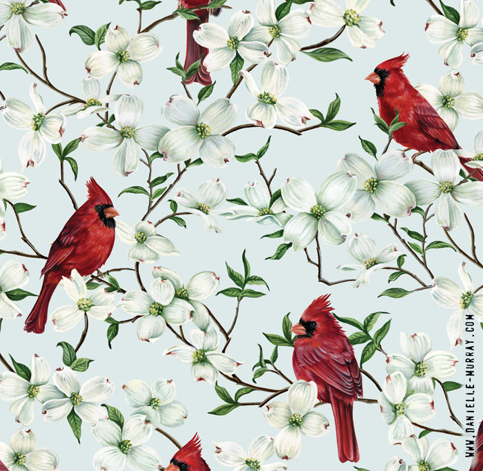 Danielle Murray, Cardinal & Dogwood Repeat