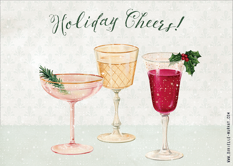 Danielle Murray, Holiday Cheers!
