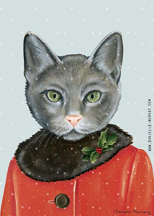Danielle Murray, Holiday Cat