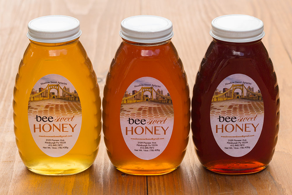 We focus on three types of honey - Spring, Summer and Fall.