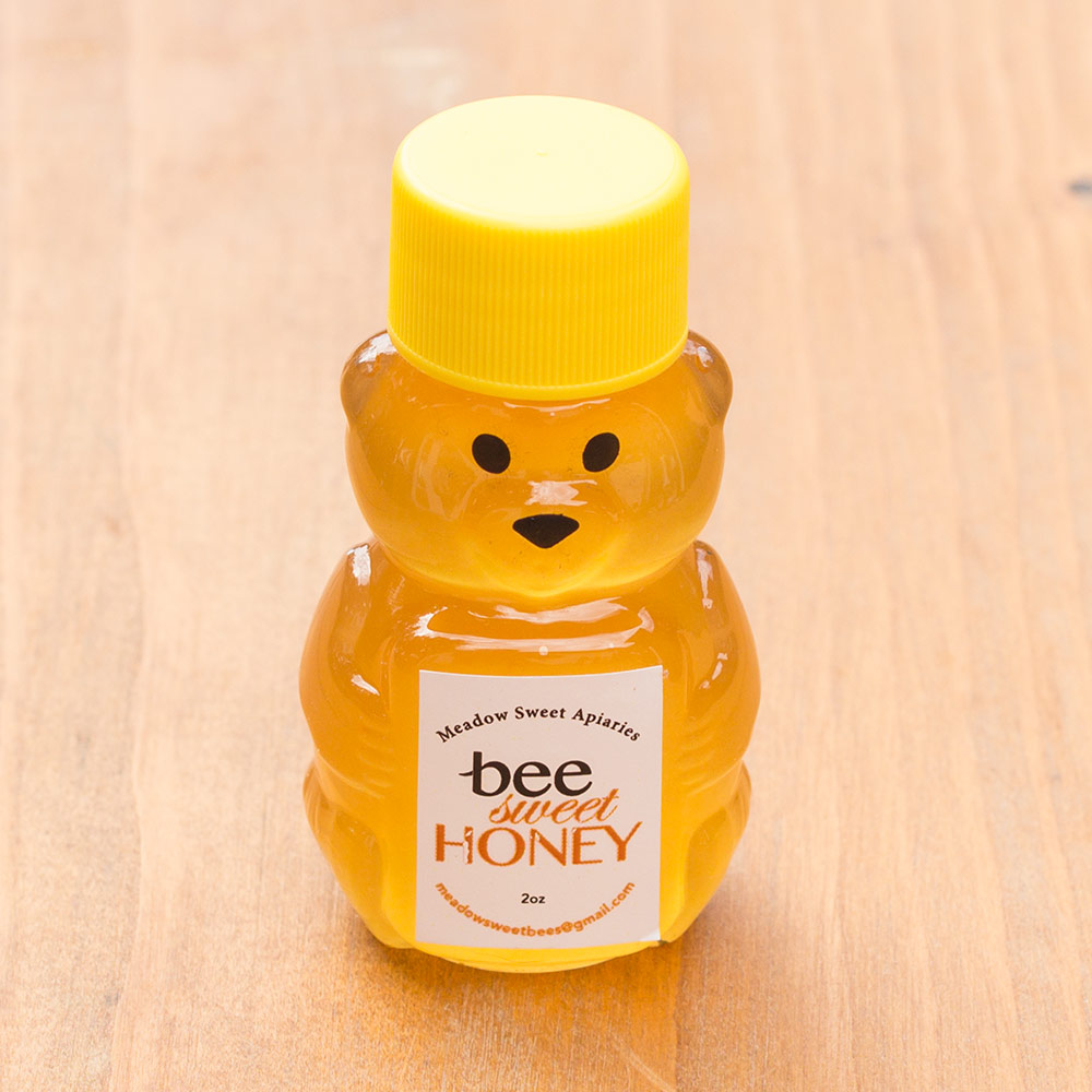 2 oz honey bears make great gifts!