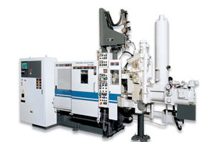 Toshiba Machine's J-T has 135 ton clamping force and is equipped with Toscast.  The DC135J-T is enhanced its operational ease and high performance.  Time tested and dependable  Increased reliability and enlarged casting capabilities  Promises stable production even under harsh working conditions
