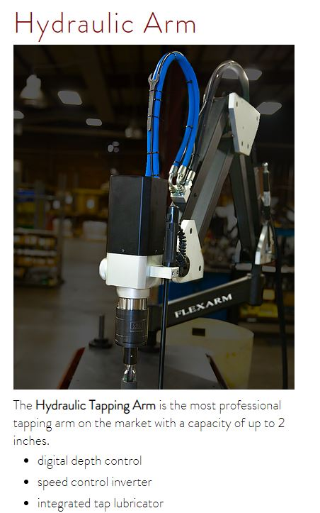 FLEXARM Hydraulic Arm.JPG