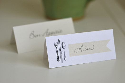 Free piy print it yourself place cards charming ink