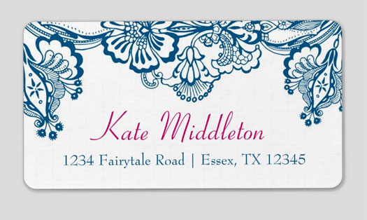 new label design in the shop charming ink