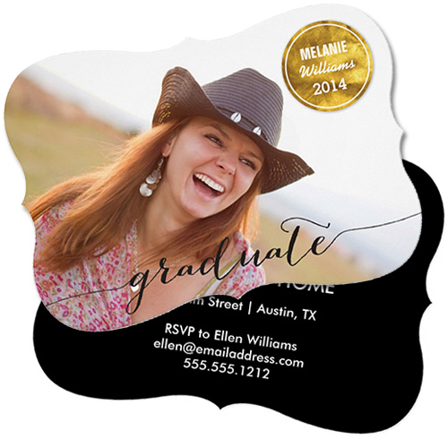 graduation announcements invitations charming ink