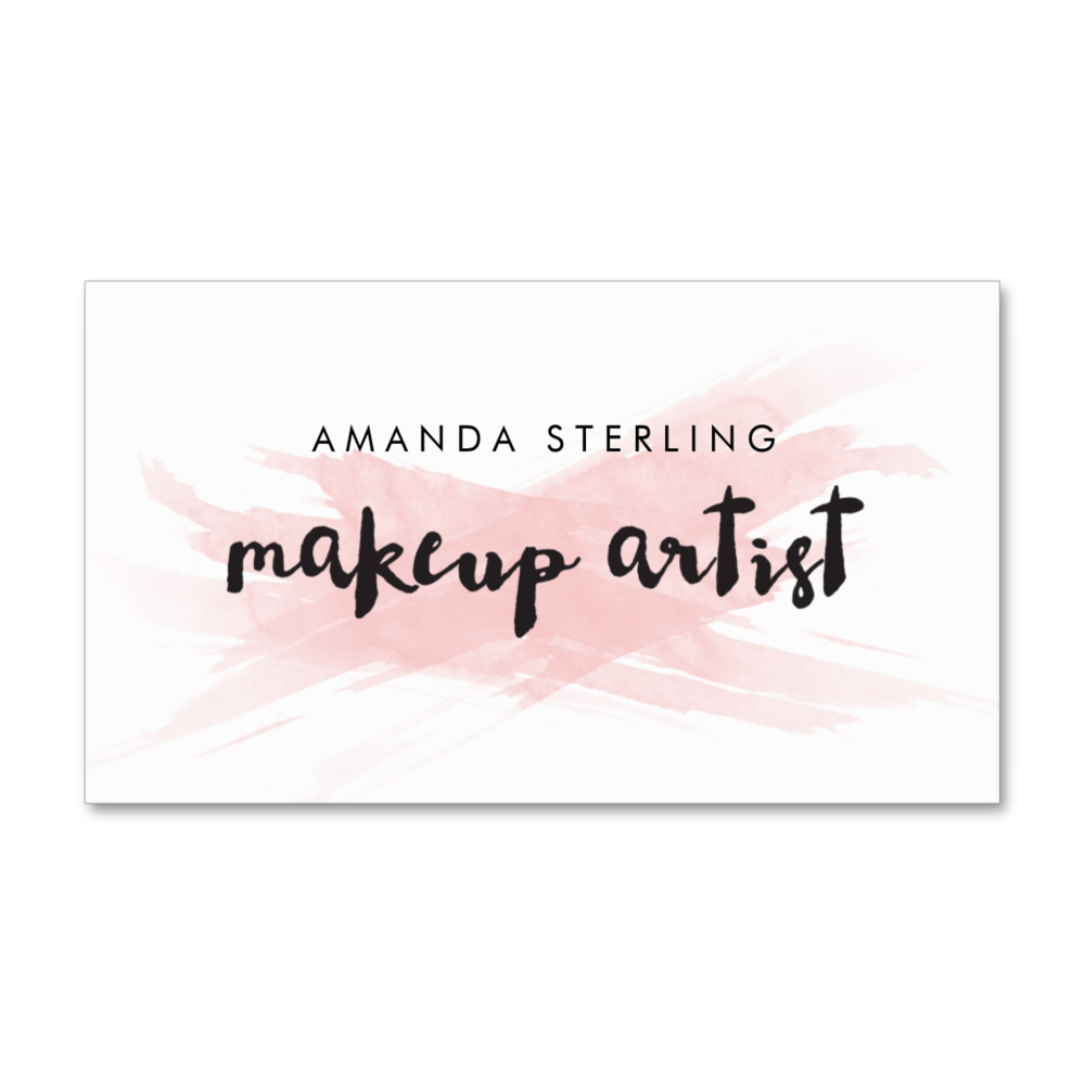 Abstract Makeup Artist
