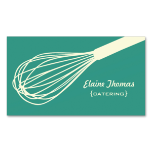 Business cards charming ink wire whisk business card reheart Choice Image