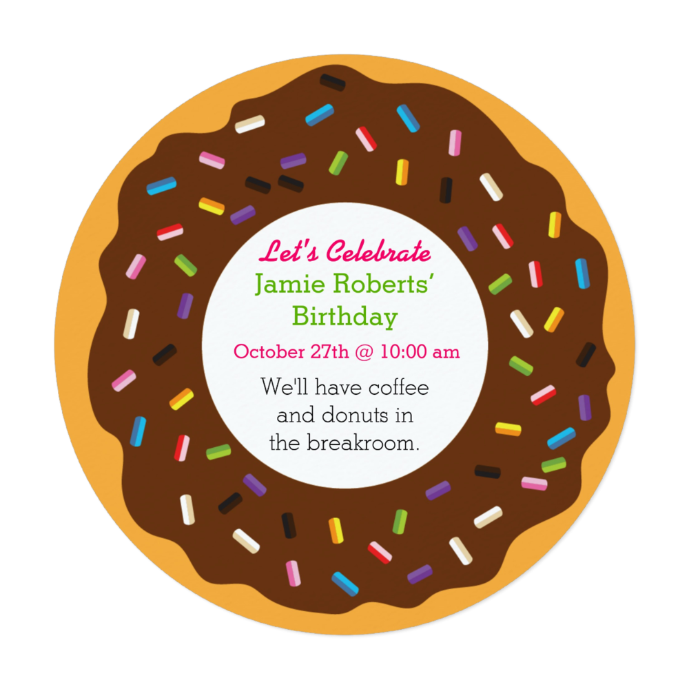 Free Surprise Birthday Invitation Templates was adorable invitation design