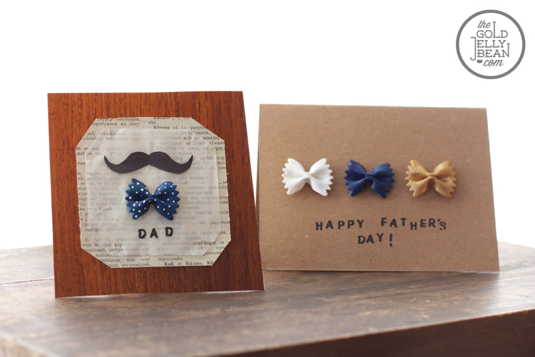 2 Cute DIY Fathers Day Cards Charming Ink – Diy Wedding Card Box Instructions