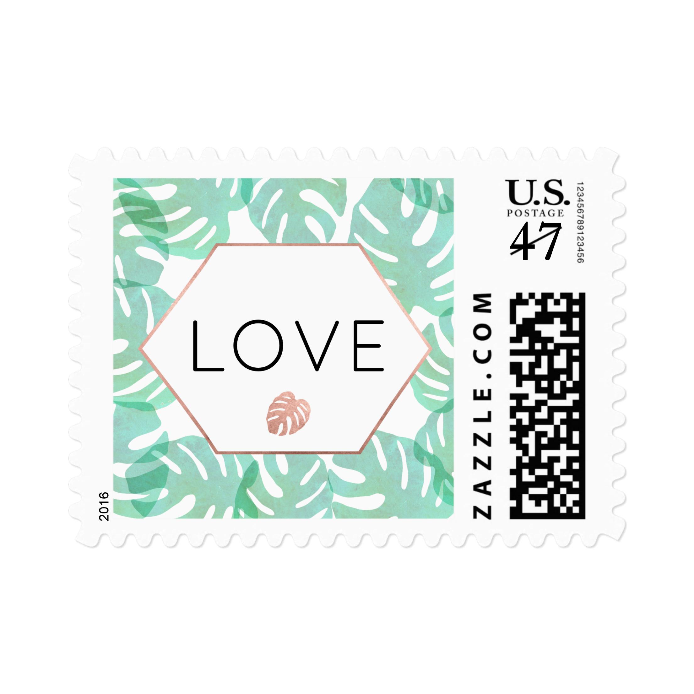 Custom Postage — Charming Ink
