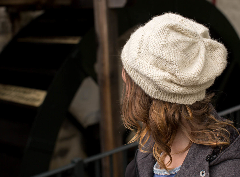 Tombreck — free hat pattern from Ysolda