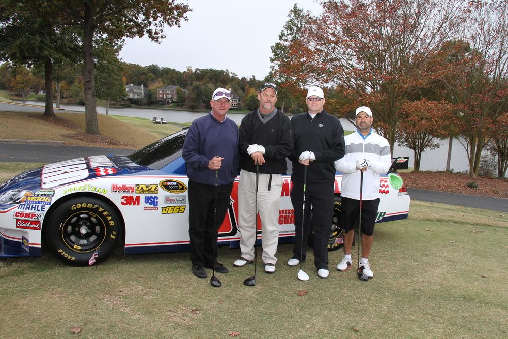 BetterCarPeople Golf Tournament Team