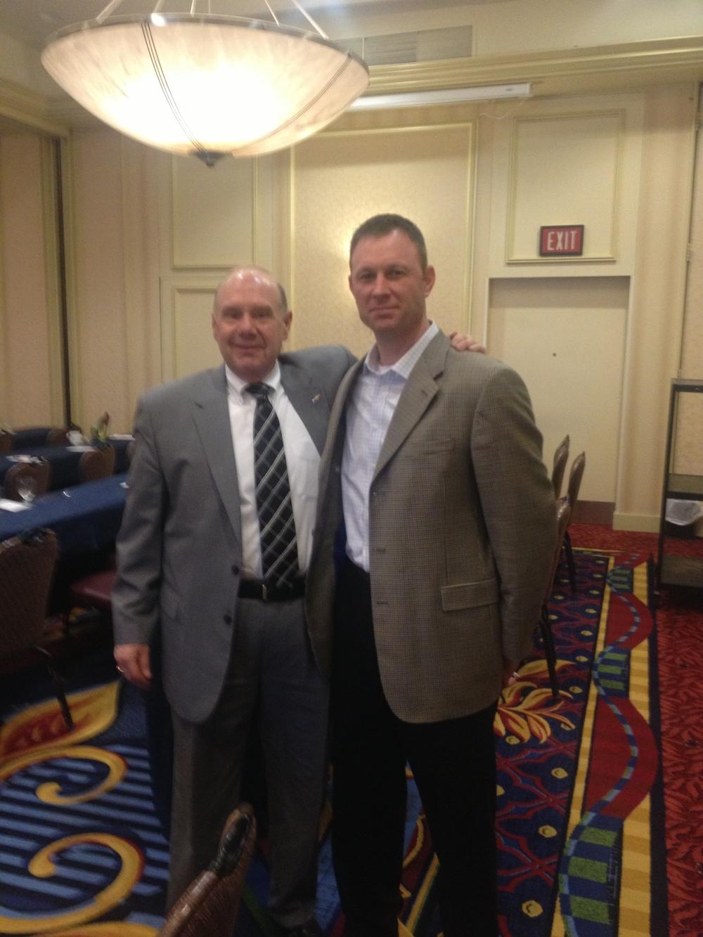 Paul LeMay and Mike Kotek