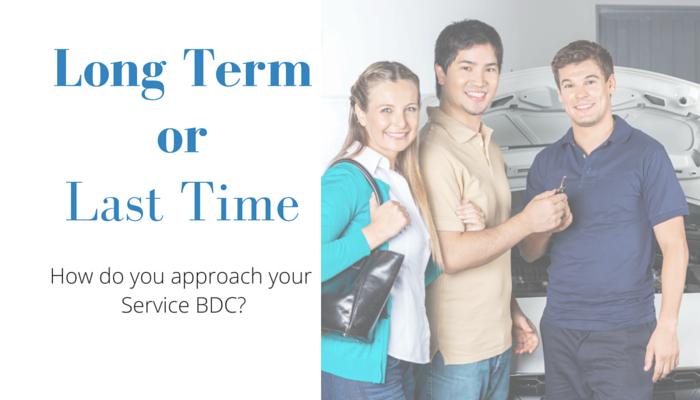 Service BDC