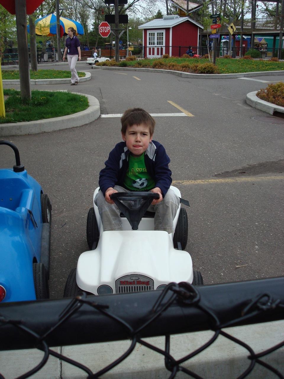 Austin - Go Cart