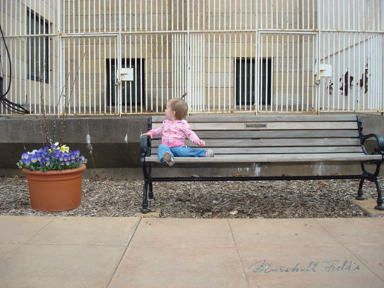 Emily - Bench 2