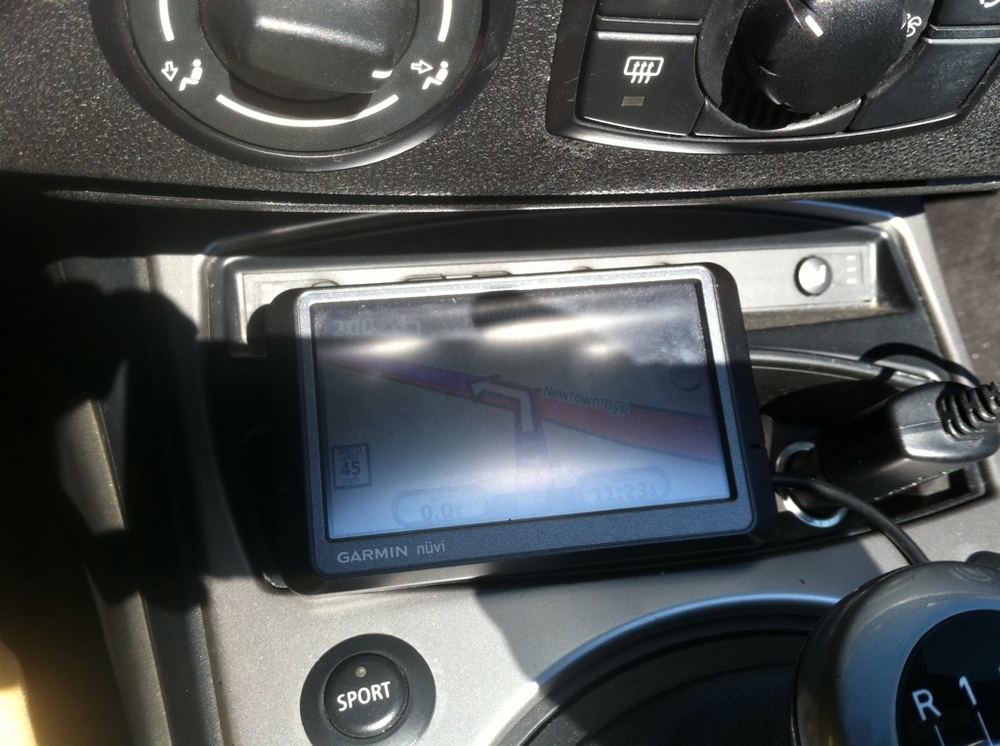 Improvised GPS solution
