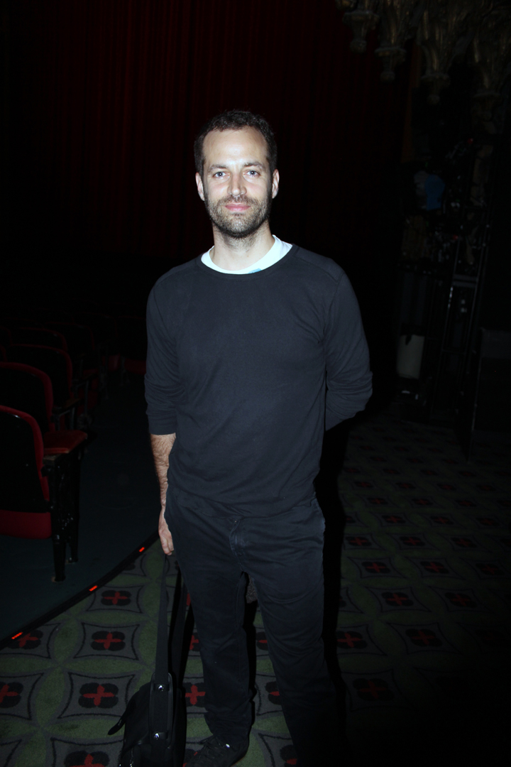Benjamin Millepied Photo by Alyssa Leighton